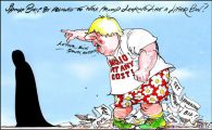 Boris Johnson – Litter Bin