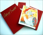 Gerald Scarfe: Book & Lithographic Print