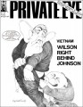 Private Eye Cover: Wilson right behind Johnson