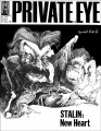Private Eye Cover: Stalin-New Heart