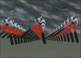 Pink Floyd The Wall: The Marching Hammers