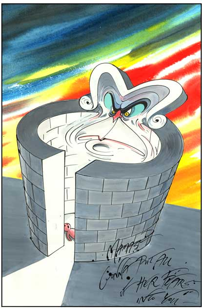 pink floyds the wall mother Lyrics: pink floyd: the wall the wall lyrics  of course momma's gonna help build a wall mother, do you think she's good enough.