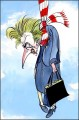 Margaret Thatcher: Hung By Scarfe