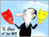 Yes Prime Minister: A Patron of the Arts